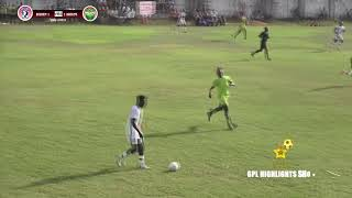 GPL MATCH DAY 9 HIGHLIGHTS: BECHEM UNITED 1 - DREAMS FC 1