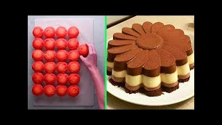 How To Make a CHOCOLATE CAKE DECORATING 2018! Top Best Amazing Chocolate Cake Decorating Ideas 2018