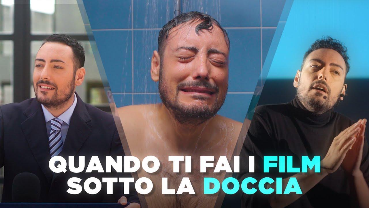 The Jackal - Quando ti fai i FILM SOTTO LA DOCCIA