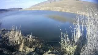 весенняя рыбалка на спиннинг