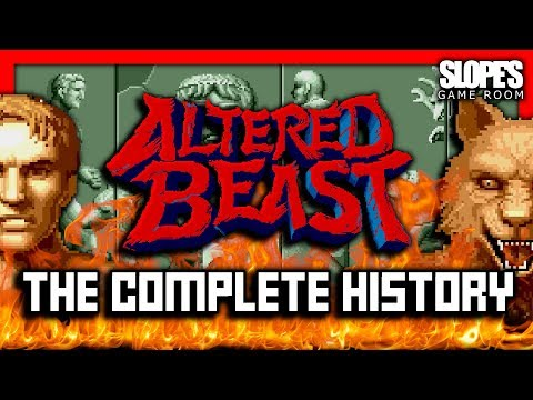 Altered Beast: The Complete History - SGR