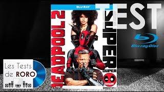 Deadpool 2 Test Bluray DTS HDMA