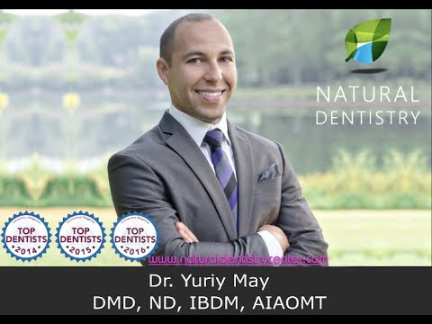 Dr  Yuriy May | Top Biological & Cosmetic Dentist