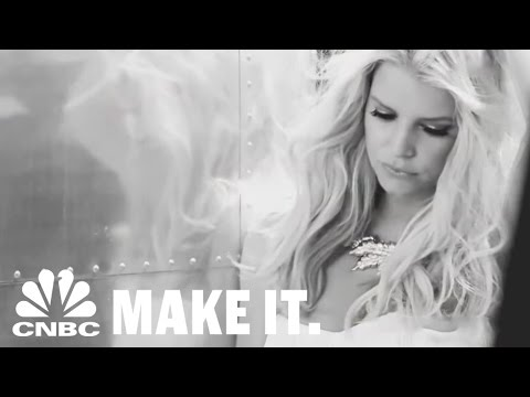 Jessica Simpson's Second Career | CNBC Make It.