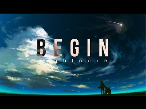 BTS JUNGKOOK - Begin (Nightcore)