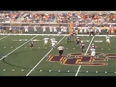 "Tsali ""T"" Bentley II - Union County QB 2011 Highlights"
