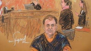 Declaran culpable a Joaquín 'El Chapo' Guzmán en todos los cargos