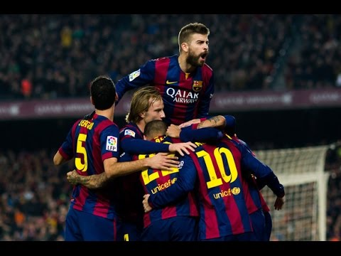 FC Barcelona - The Road to Success