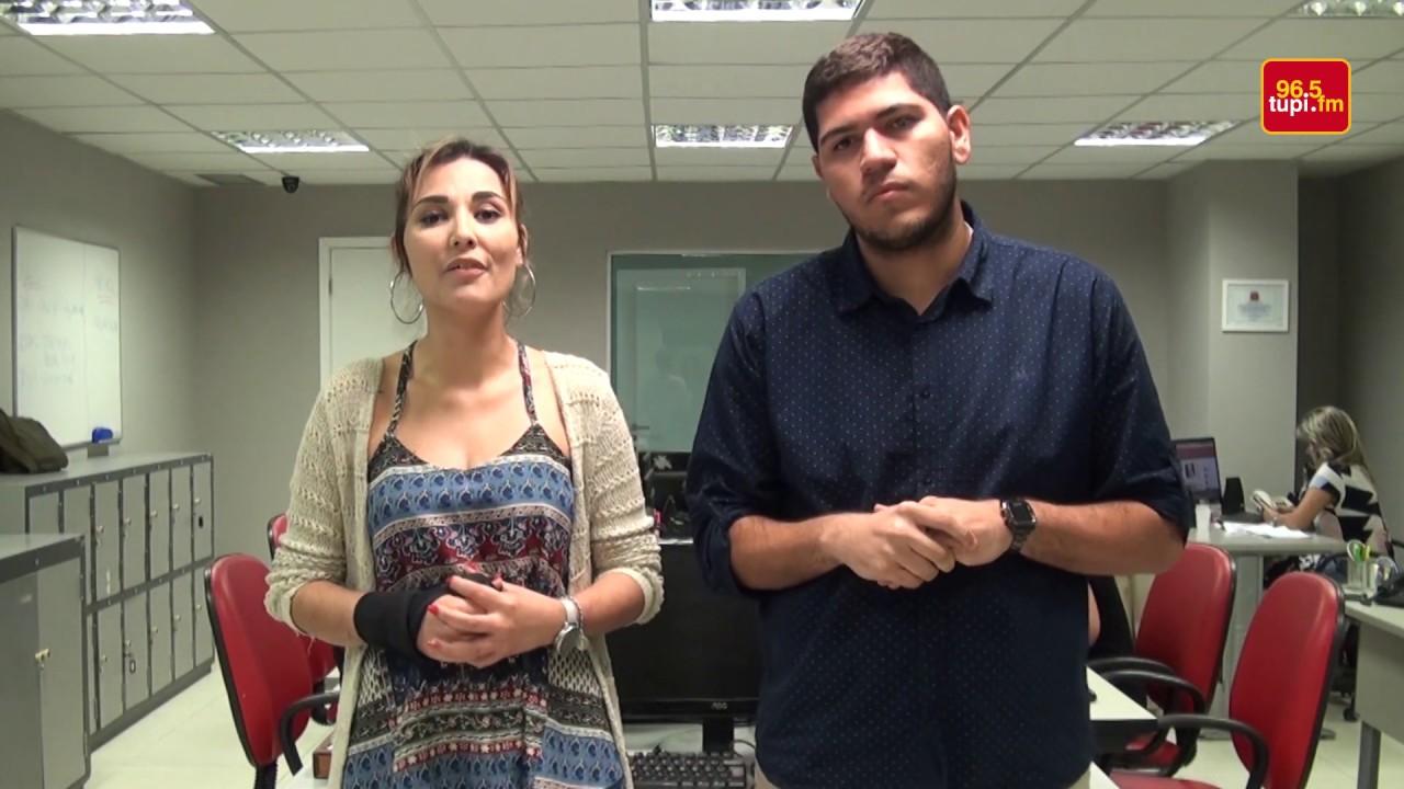 Tupi Online: As notícias desta segunda-feira com Bárbara Melo e Pedro Leite