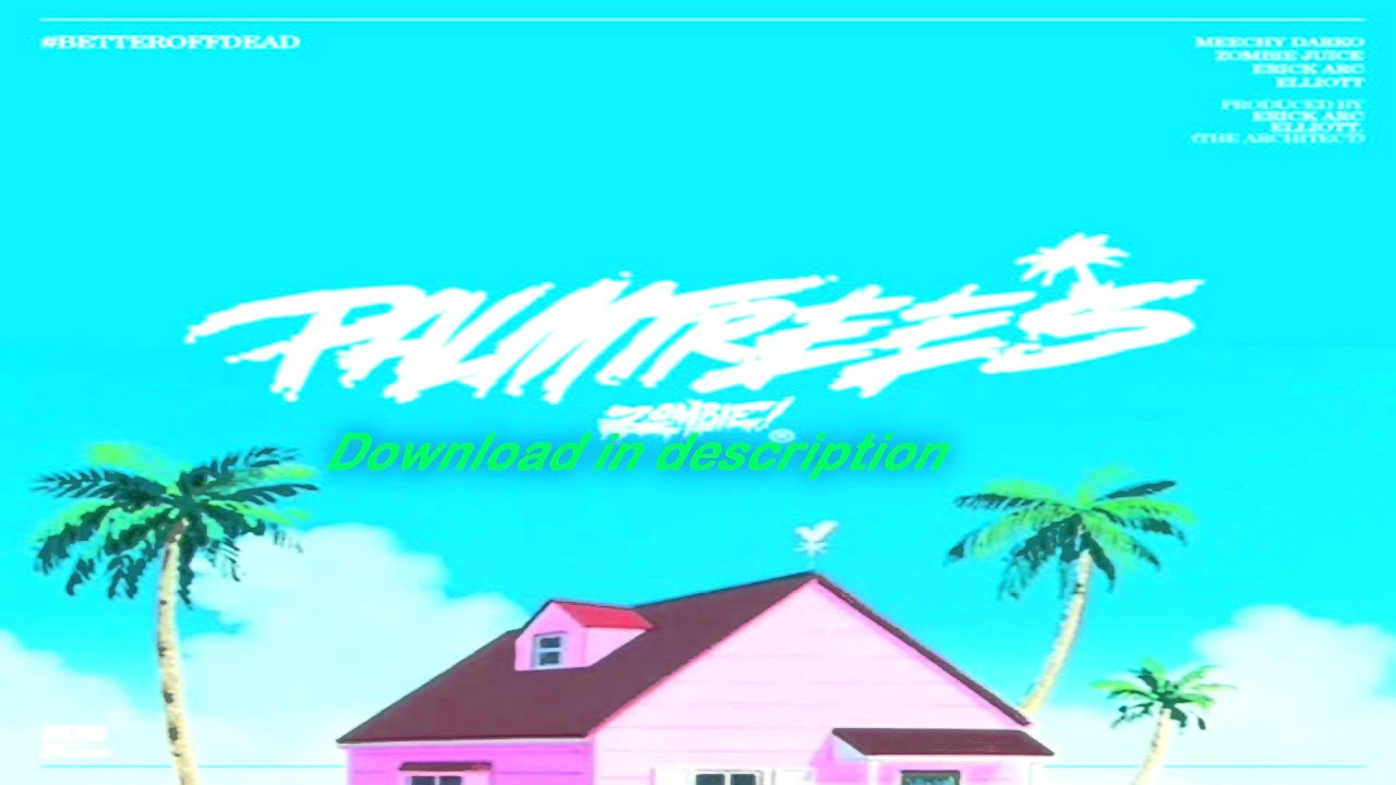 Kd Wallpaper Hd Palm Trees Flatbush Zombies Instrumental Remake Prod