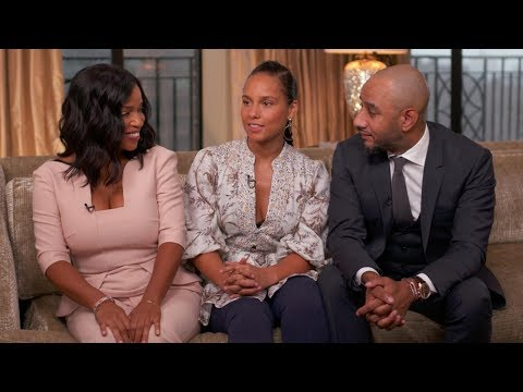 V Gomez - Alicia Keys/Swizz Beatz On Co-Parenting W/ Ex-Wife