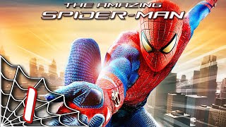 The Amazing Spider-Man (PC) walkthrough part 1 (Oscorp Tower)
