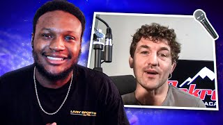 INTERVIEW WITH BEN ASKREN ON HOW HE BEATS JAKE PAUL