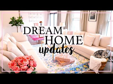 HOME UPDATES! NEW FURNITURE, ALL OVER HOUSE HOME DECOR, & MORE! | Alexandra Beuter