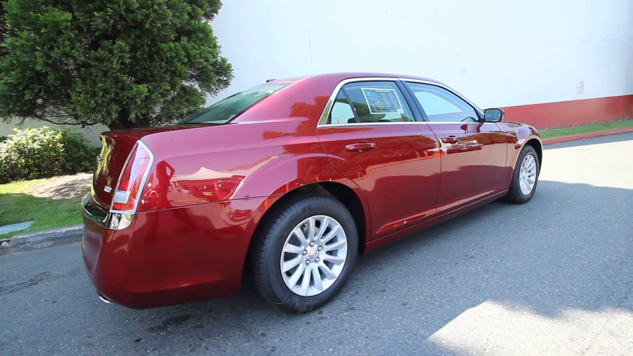 What Is Flex Fuel >> DH728264 | 2013 Chrysler 300 | KirklandDCJ | Deep Cherry Red - YouTube