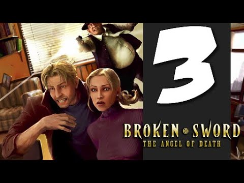 Lets Play Broken Sword 4: The Angel of Death: Part 3 - Save Them! |