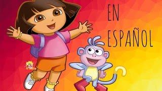 Dora la exploradora -capítulos en español-El tren no tiene pito......