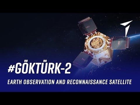 Turkey's First Indigenous Earth Observation Satellite GÖKTÜRK-2