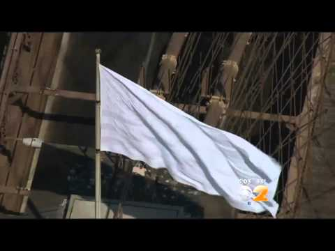NYPD's Miller: No Likely Terror Connection In Brooklyn Bridge White Flag Placement