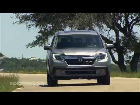 MotorWeek | Road Test: 2017 Honda Ridgeline