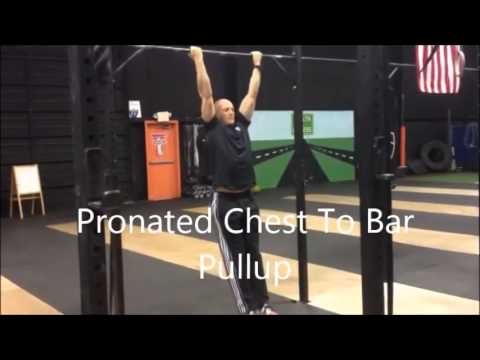 Video: Body Position and Mobility in the Chest-to-Bar Pull ...