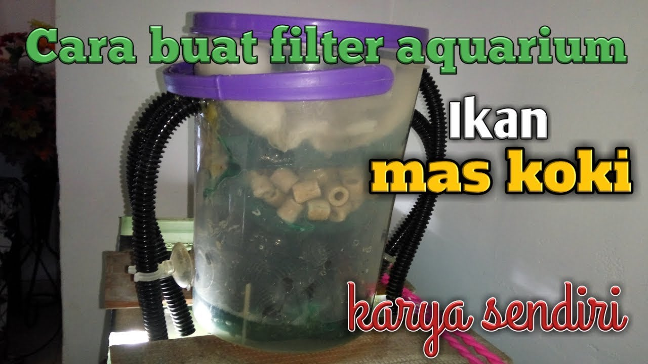 Diy Mini Kanister Filter Mov By Biohazardmmo