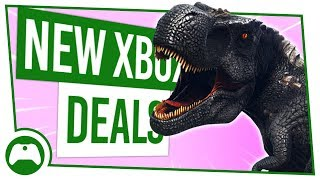 14 NEW XBOX DEALS | Bendy & The Ink Machine, Ark: Survival Evolved, Gang Beasts, DayZ & MORE