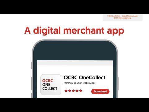 OCBC OneCollect | Digital Merchant Solution