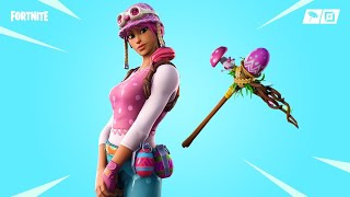 *NEW* Pastel Skin & Sprout Pickaxe in Fortnite! (Fortnite Item Shop Livestream)