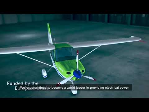 Rolls-Royce | Electrical power and propulsion for aviation of the future