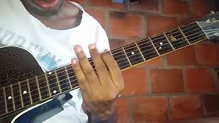 Billy Idol - Rebel Yell (Cover Summary Guitarra)