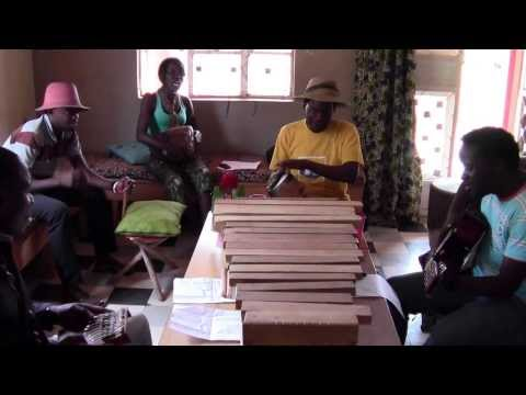 """The Tree beside Your House"" performed by Ugandan Youth group in Kampala"