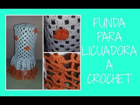 Fundas Para Cocinas Y Lavadoras Tejidas A Crochet