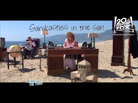 How I Met Your Mother - Robin Sparkles Album Cover: Sandcastles in the Sand | FOX Home Entertainment