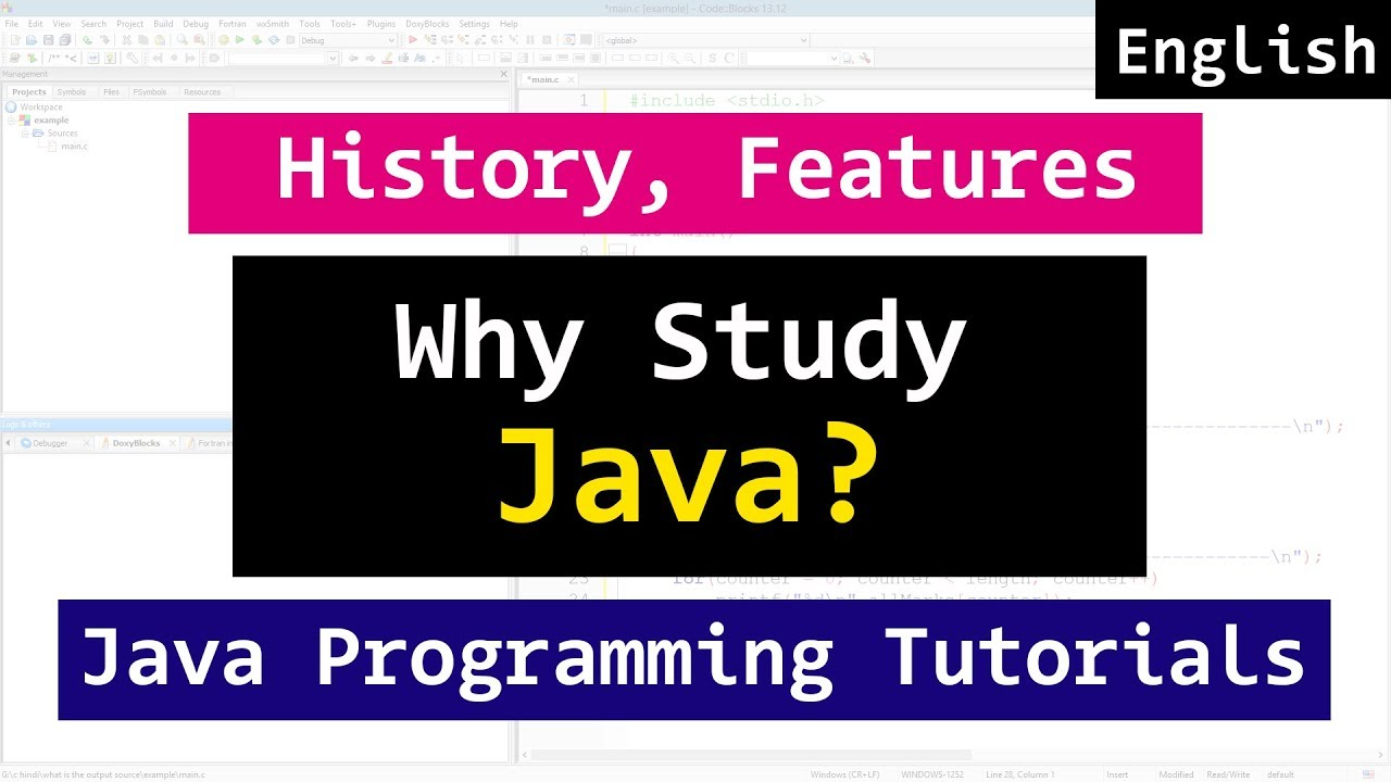 Java Programming Video Tutorials for Beginners