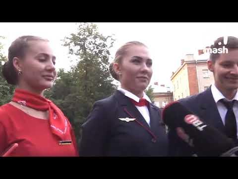 Дамир Юсупов рассказывает, как спас жизни 226 пассажиров