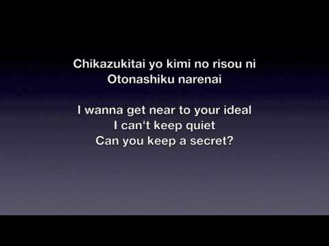 "Utada Hikaru ""Can You Keep A Secret?""  Lyrics And Translation"
