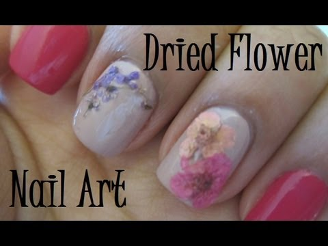 Dried flower nail art tutorial and review born pretty store dried flower nail art tutorial and review born pretty store prinsesfo Gallery