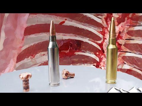 Copper Bullets - Terminal Ballistics