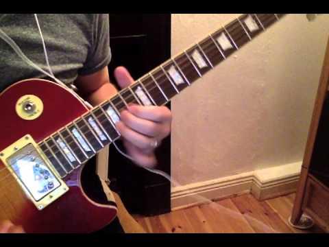 Hells Bells (guitar solo cover)