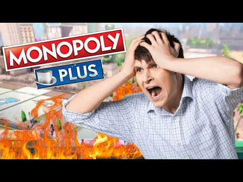 Having a Bad Time in Monopoly Plus |
