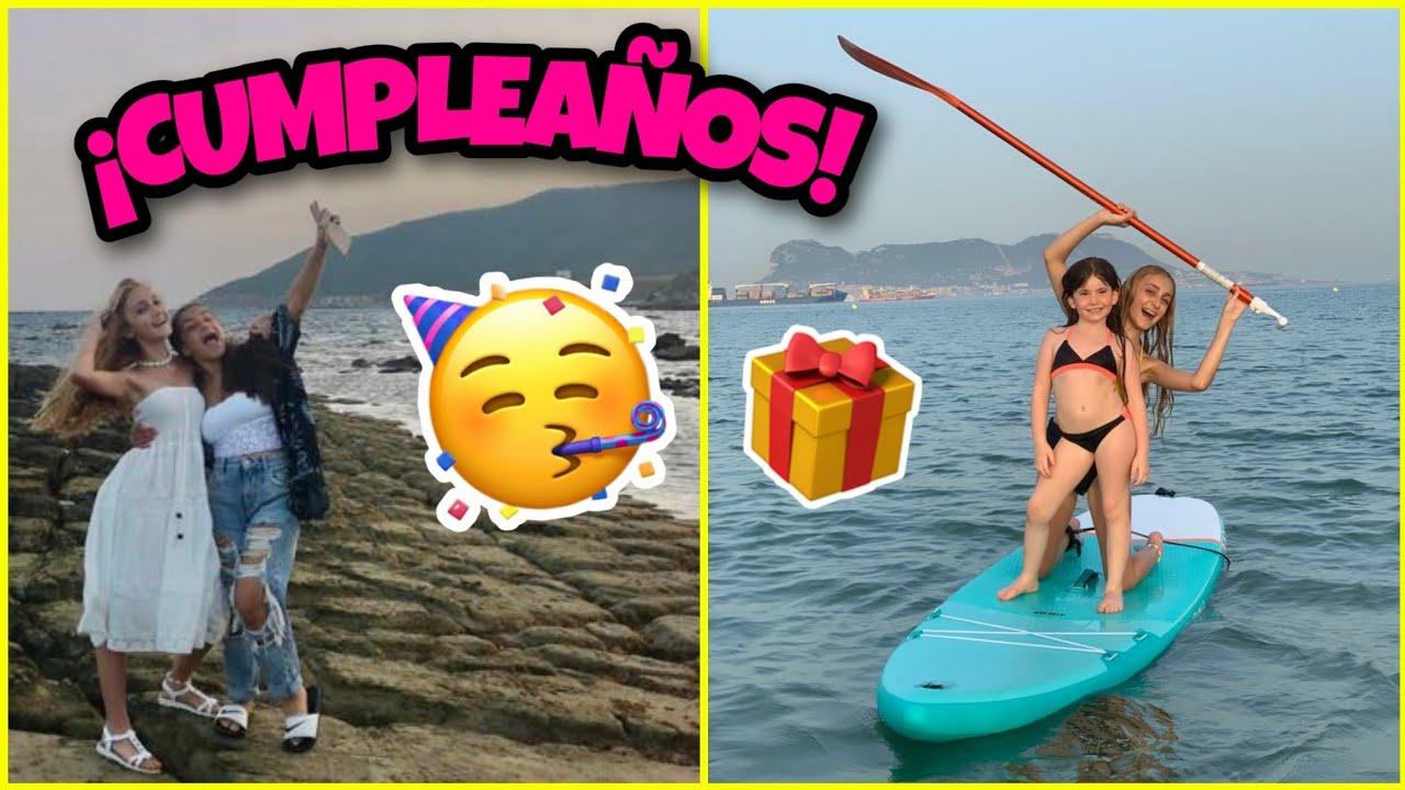 ¡¡¡Los mejores CUMPLEAÑOS de mi VIDA!!!🎂FIESTA SORPRESA y de LUJO con amigos youtubers