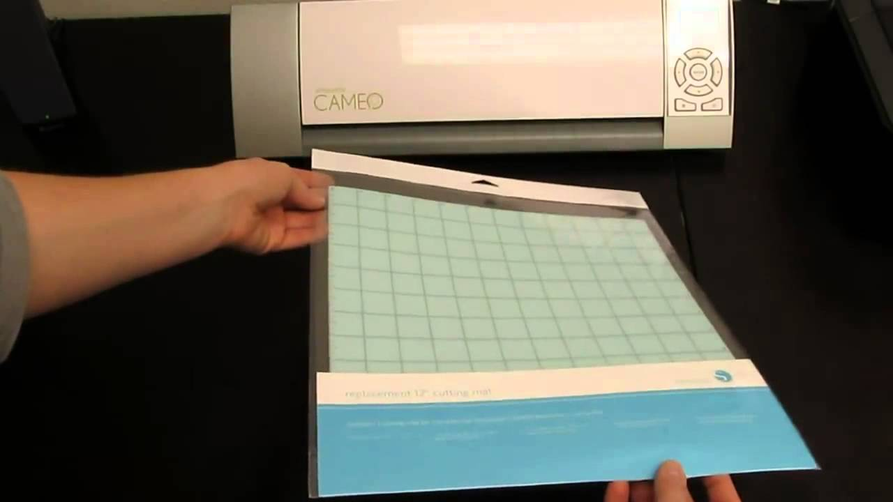 Silhouette Cutting Mats For Cameo Machine