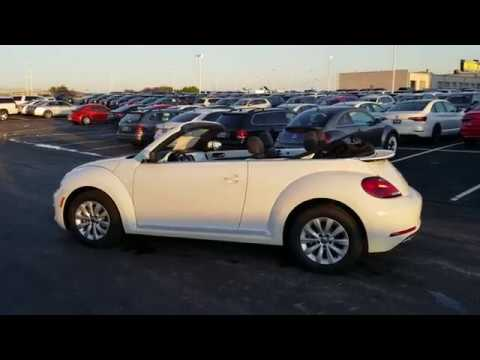 2019 VW Beetle 2.0T S Convertible ****DISCONTINUED****