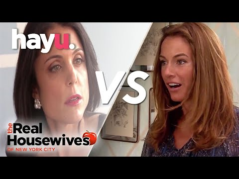 Bethenny VS Kelly Pt. 4: The Charity Event | The Real Housewives of New York City