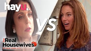 bethenny vs kelly pt 4 the charity event the real housewives of new york city