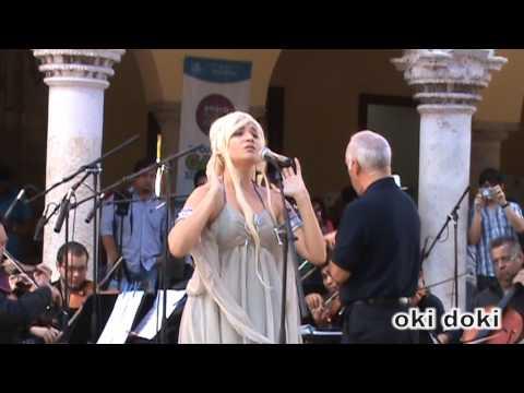 Orquesta de camara de merida   tema Lilium Elfen lied por Serenity