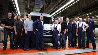 50 Jahre│Mercedes-Benz Werk Düsseldorf