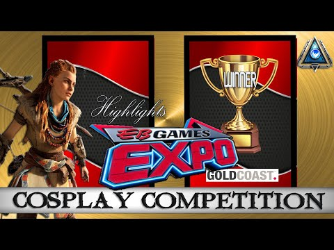 [ EB GAMES EXPO ] ~ COSPLAY COMPETITION