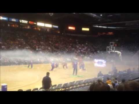 The Harlem GlobeTrotters: March 29th, 2014 At Budweiser Events Center In Loveland, CO